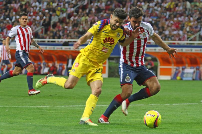 Guadalajara vs. América