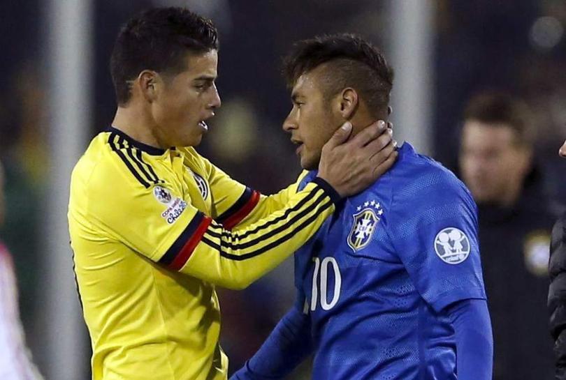 Brasil en Copa América 2015
