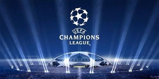 El logo de la Champions