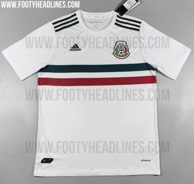 31ecf8db71d40 Los jerseys más bonitos de la Selección Mexicana
