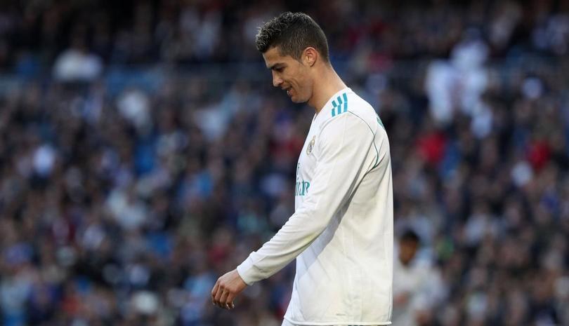 Cristiano Ronaldo pregunta por la liga China