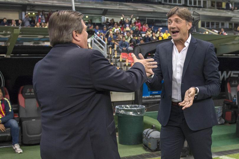 Los dos técnicos fueron expulsados el partido pasado