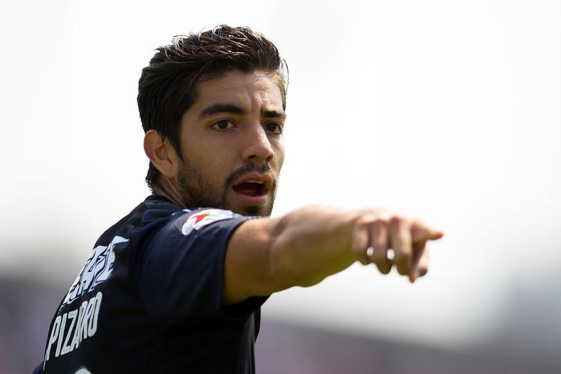 Pizarro suena para Europa