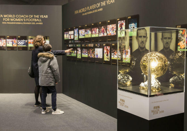 Museo del futbol mundial