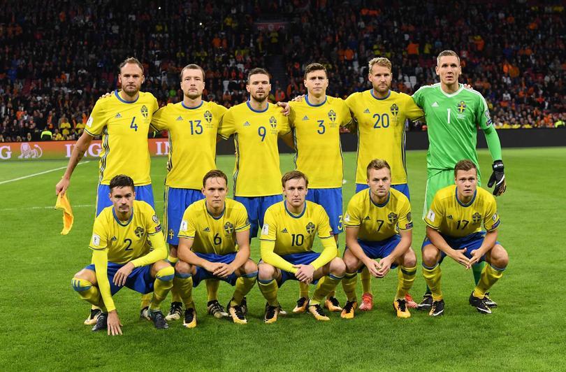 Selección Nacional de Suecia