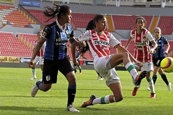 Necaxa anotó el gol más rápido de la Liga femenil