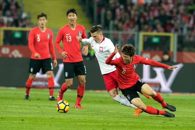 Polonia vs Corea del Sur