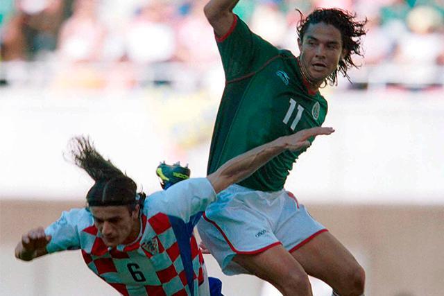 México vs Croacia 2002