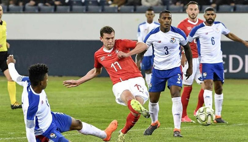 Suiza vs Panamá