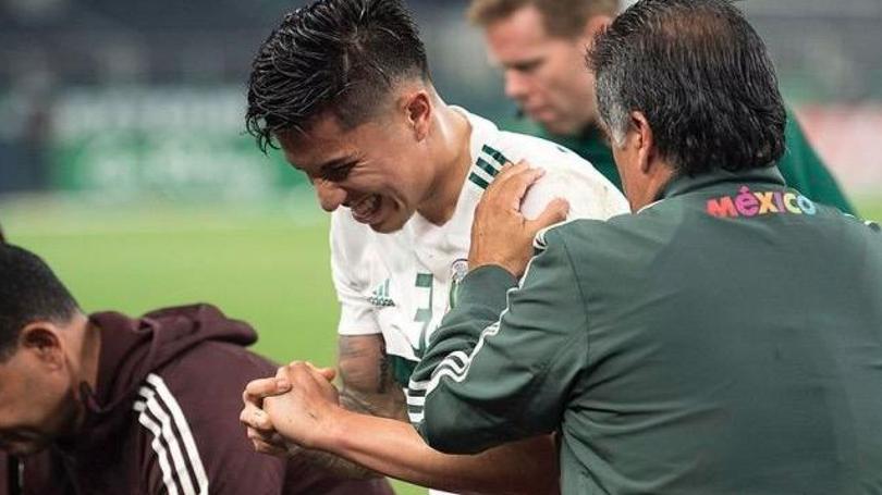 Ya se sabe el tiempo de recuperación de Araujo y Salcedo