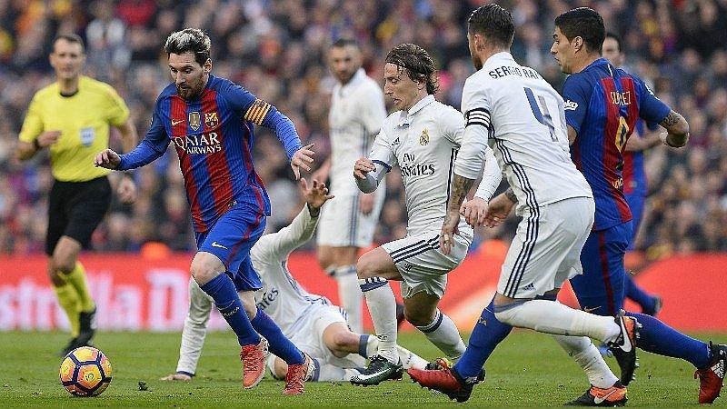 #RealMadrid #Barcelona