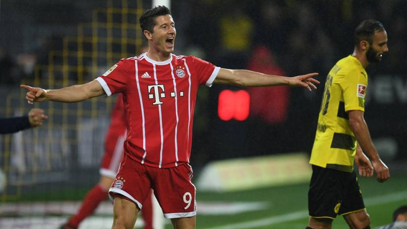 #BayernMunich #BorussiaDortmund