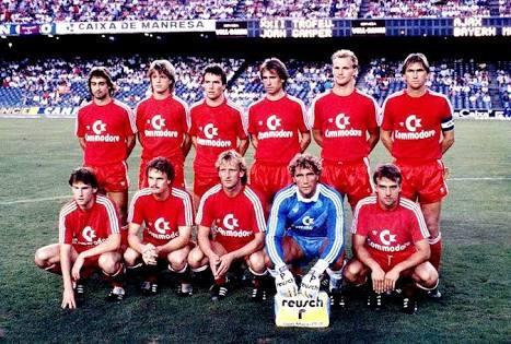 Bayern Múnich 1987