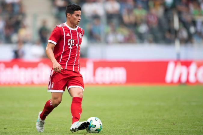 #James #Bayern