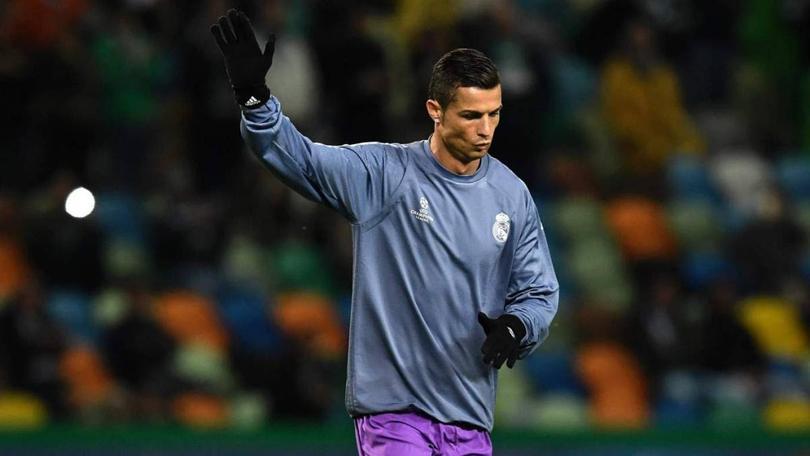 Cristiano regresa a Lisboa