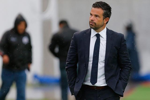 Rafael Puente fue despedido como técnico de Lobos BUAP