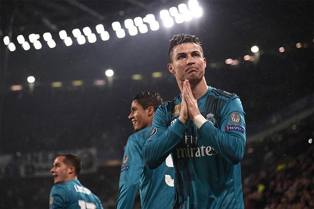 Cristiano Ronaldo fue ovacionado después de su gol de chilena contra la Juventus
