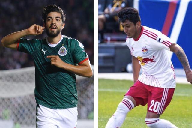 Rodolfo Pizarro y Amando Moreno