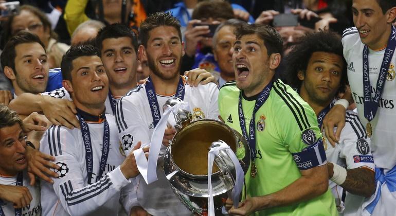 ídolo del Madrid a la MLS