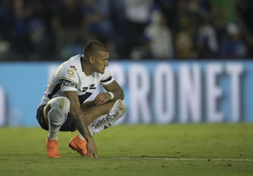 Pumas quiere vender a Nico Castillo