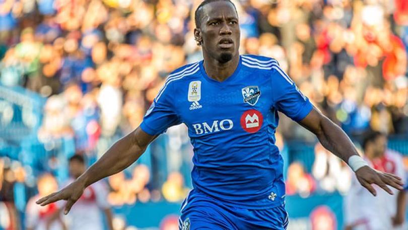 Drogba anotó más de 20 goles en su paso por Canada.