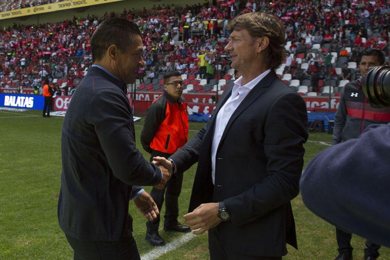 Hernán Cristante y Nacho Ambriz