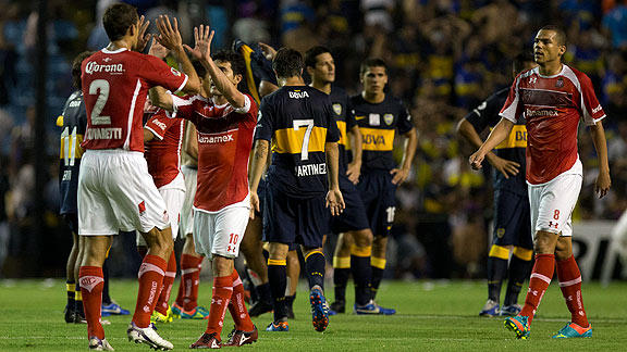 Toluca VS Boca Juniors