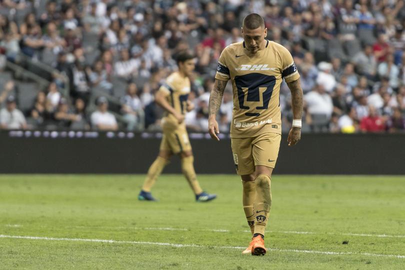 Pumas define el futuro de Nico Castillo