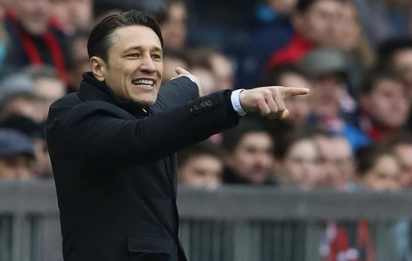 Kovac es el actual entrenador del Eintracht Frankfurt.