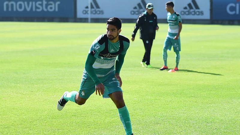 Diego De Buen será baja frente a Pachuca