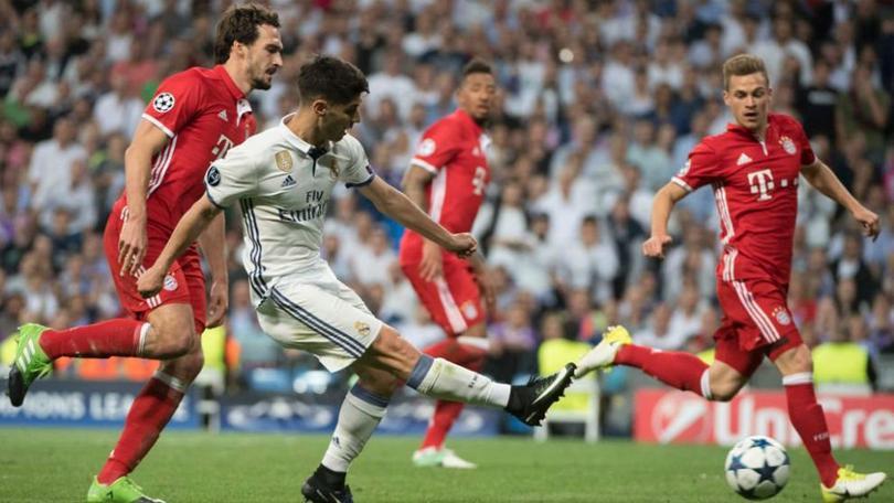 Madrid vs Bayern Munich