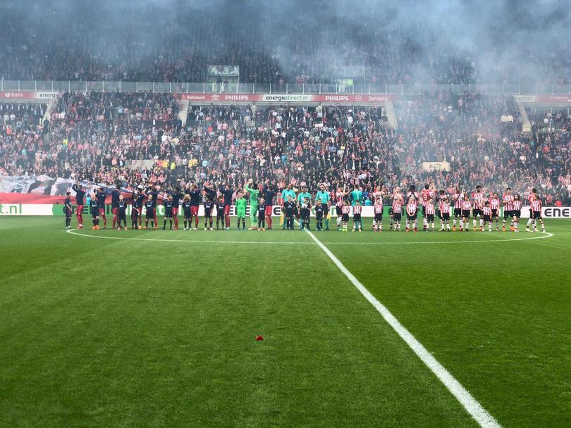 PSV vs Ajax