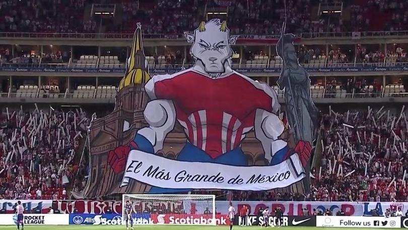 Chivas en CONCACAF