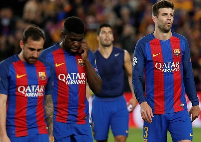 Barcelona triste