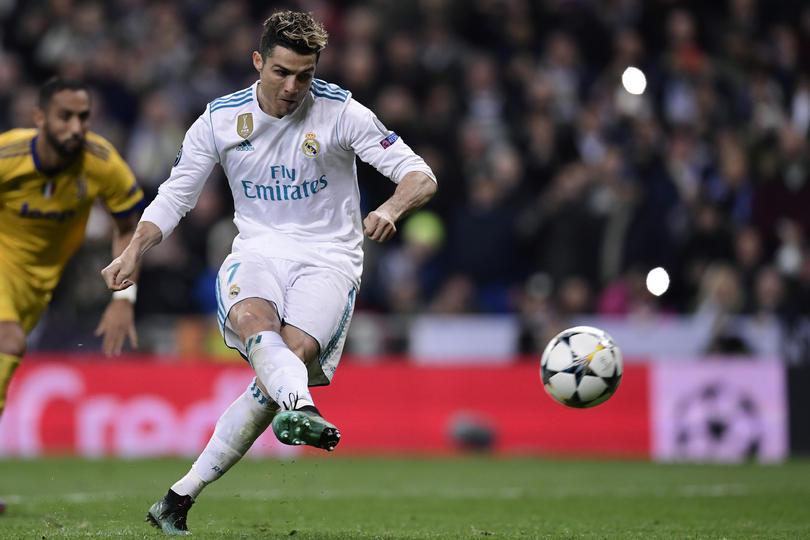 Cristiano Ronaldo en Champions