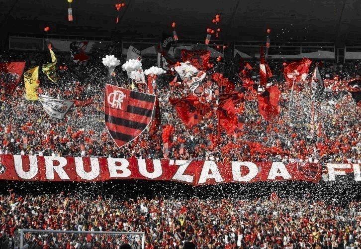 Hinchas del Flamengo
