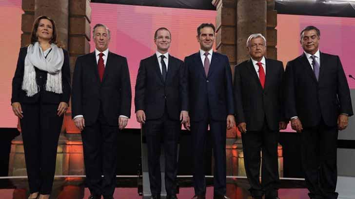 Debate INE.