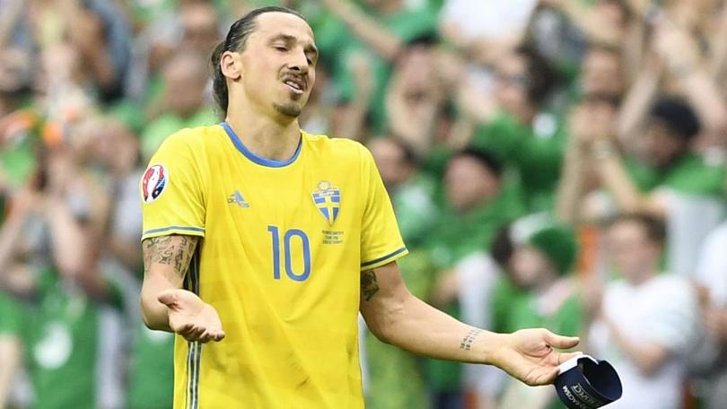 Zlatan no sabe si llegará a Rusia 2018
