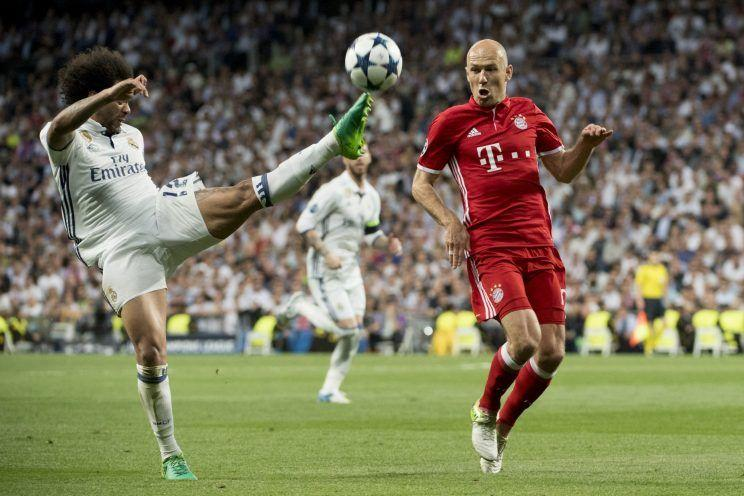 #BayernMunich #RealMadrid