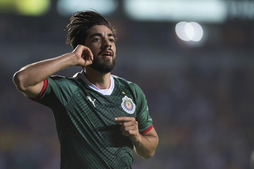 Rodolfo Pizarro tiene ofertas de Europa