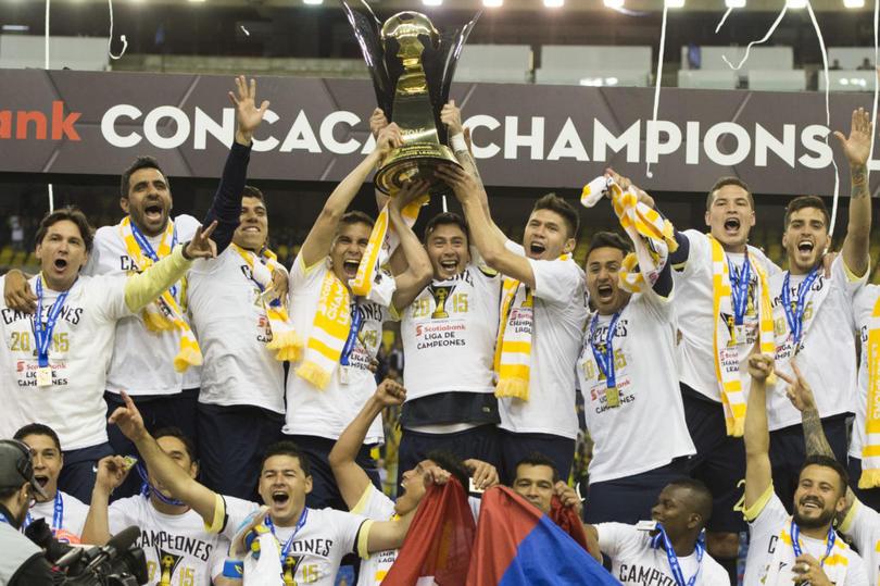 América campeón de Concacaf