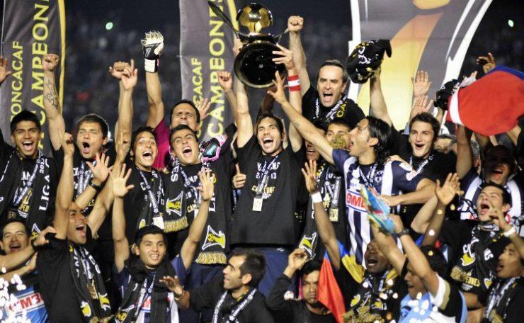 Monterrey Campeón Concacaf