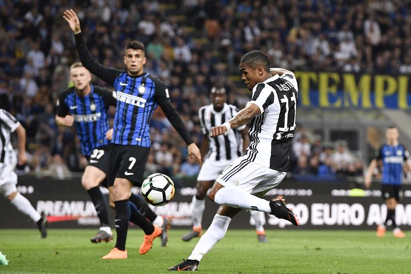 Inter vs Juventus.