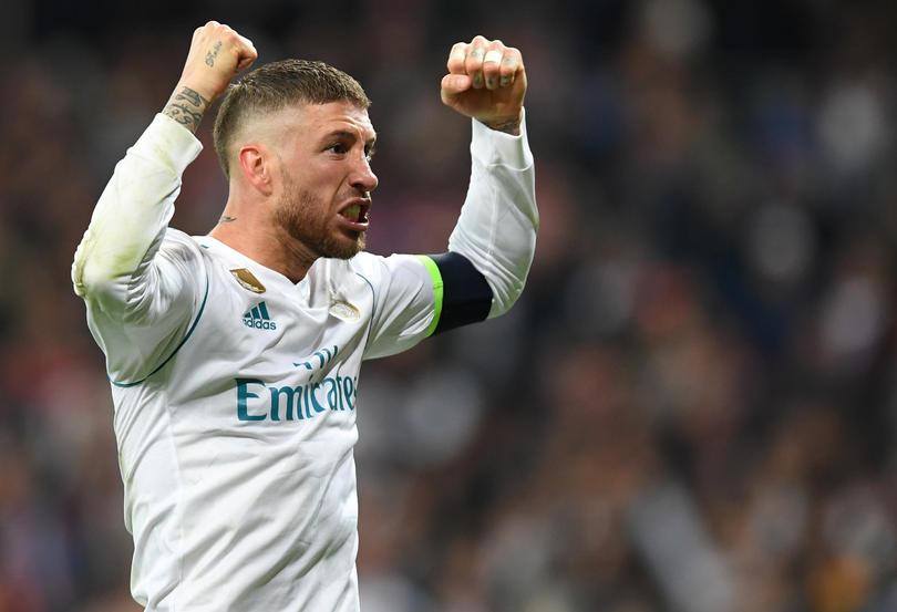Sergio Ramos le dejó un lindo mensaje a sus dtractores