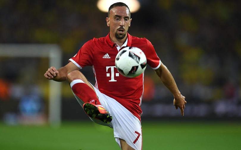 Ribéry.