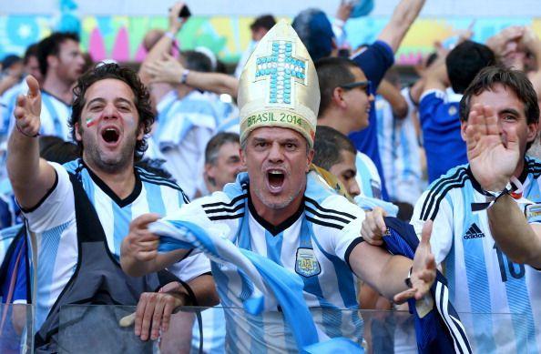 Afición argentina