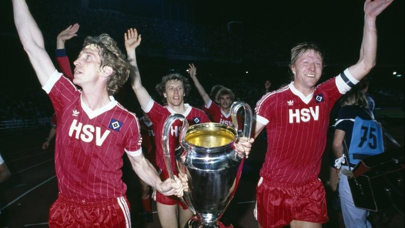 El Hamburgo con la Champions