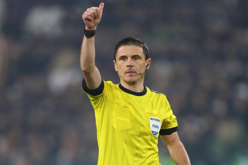 El arbitro serbio ´ha sido elegido para pitar la final