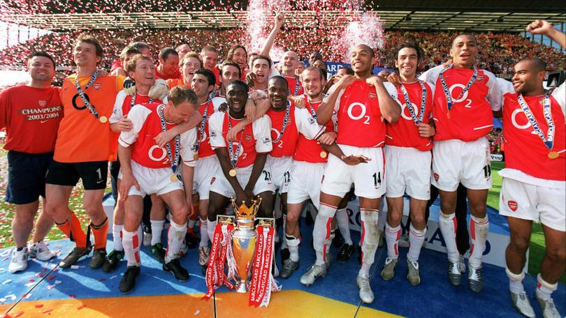 El Arsenal invicto