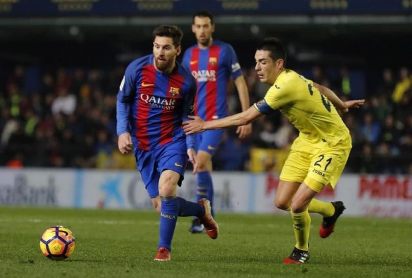Así detendrá el Villarreal al Barcelona.